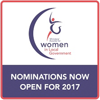 2017 Ministers Awards For Women in Local Government Nomination Form.